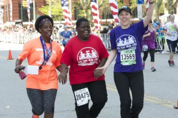 2014-Marathon-1.2-Finish-Line_We-Run-this-city-director_CLA-Impact-partipant_Navigator-Marissa